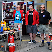 Shrewsbury Fire Station Open Day, Shropshire, 6th August 2016